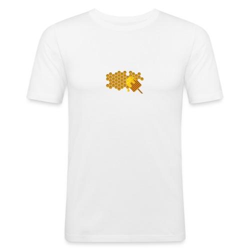 honeycombdroid - T-shirt près du corps Homme