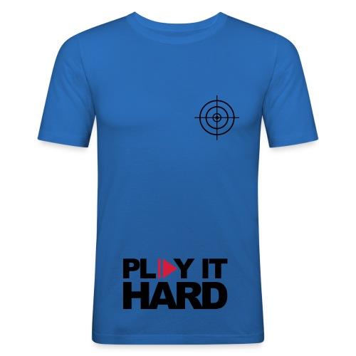 Möt Design - Männer Slim Fit T-Shirt