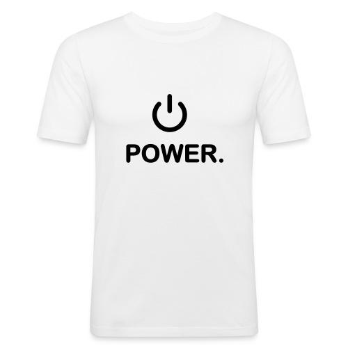 Tee-Shirt homme Power - T-shirt près du corps Homme