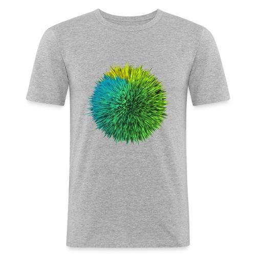 Pusteblume - Männer Slim Fit T-Shirt