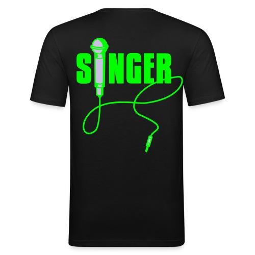Jesper - Slim Fit T-skjorte for menn