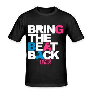 Bring The beat back - Tee shirt près du corps Homme