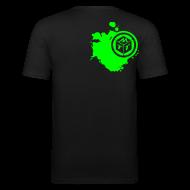 T-Shirts ~ Männer Slim Fit T-Shirt ~ Das ist KLAMAUK! | Slim fit