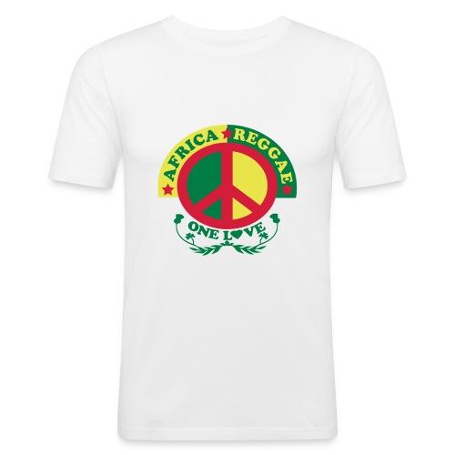 sm47 001 - T-shirt près du corps Homme