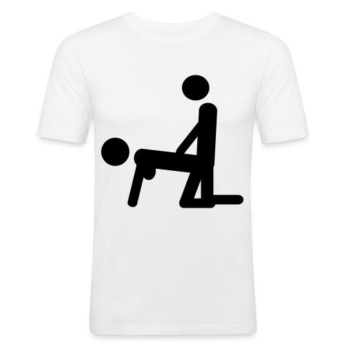VELKOMMEN TIL ÆGTESKABET - Herre Slim Fit T-Shirt