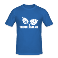 T-Shirts ~ Men's Slim Fit T-Shirt ~ Thornliebank