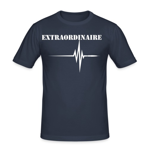 J.D. EXTRAORDINAIRE Ts - Men's Slim Fit T-Shirt