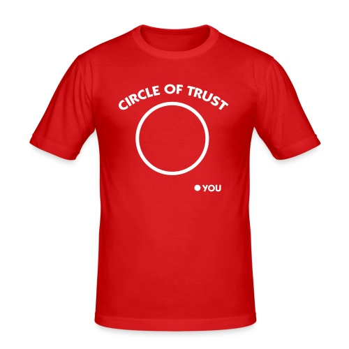 Circle Of Trust - Männer Slim Fit T-Shirt