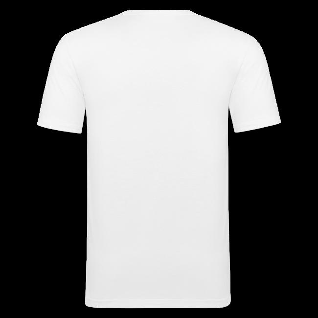 BACK OFF: I know EURYTHMY! Slim Shirt