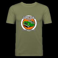 Tee shirts ~ Tee shirt près du corps Homme ~ 403 TOUT'ALU