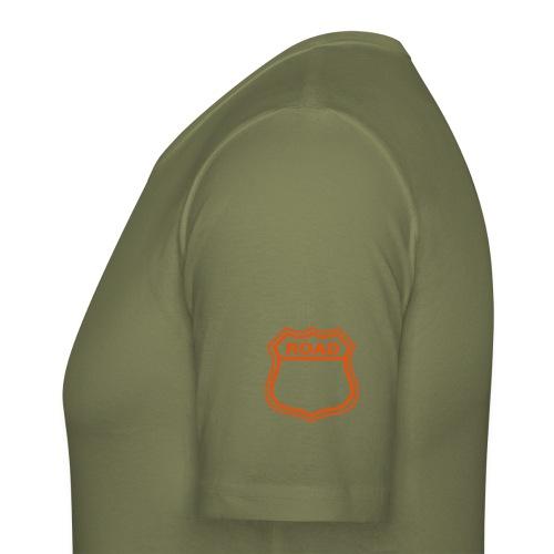 T-Shirt t.e.s.® - Maglietta aderente da uomo