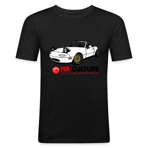 OLDSCHOOL - Männer Slim Fit T-Shirt