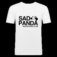 T-Shirts ~ Men's Slim Fit T-Shirt ~ Sad Panda - Men's Slim Fit