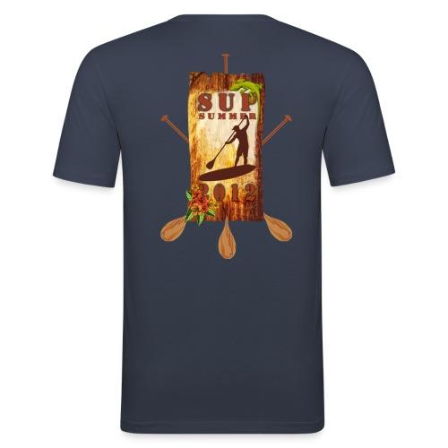 SUP Sommer 2012 - Männer Slim Fit T-Shirt