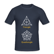 polygons t-shirt