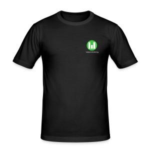 Manjaro Men Slimfit - Men's Slim Fit T-Shirt