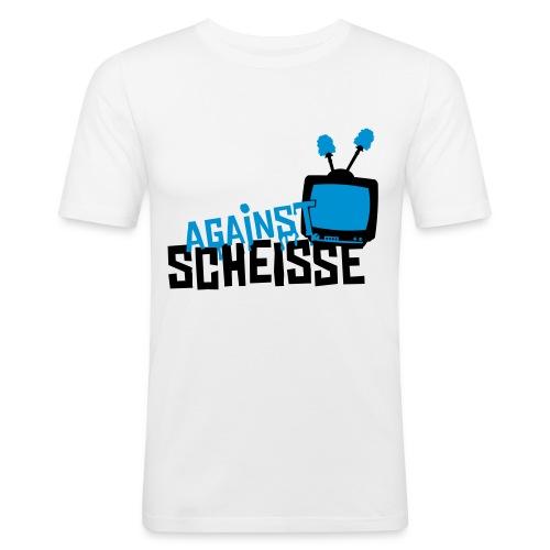 Rise - Männer Slim Fit T-Shirt