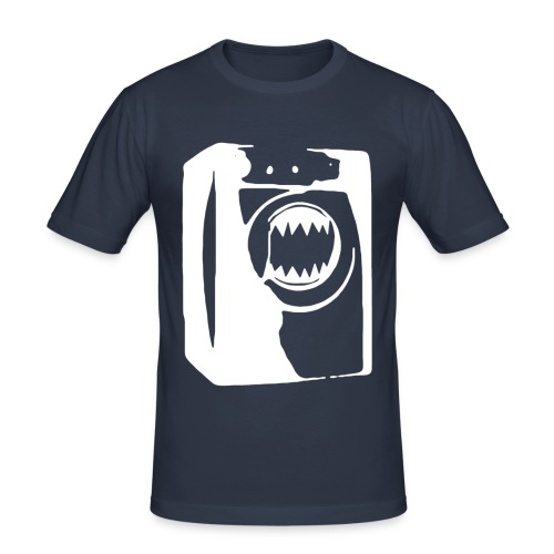 Washer Monster - Men's Slim Fit T-Shirt
