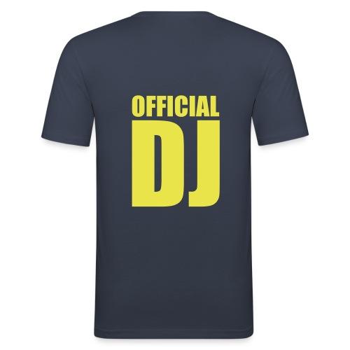 Street-Wear Music  - T-shirt près du corps Homme