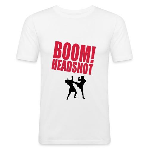BOOM - T-shirt près du corps Homme