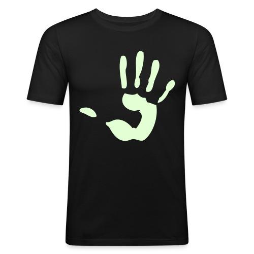 Big Hand - Men's Slim Fit T-Shirt
