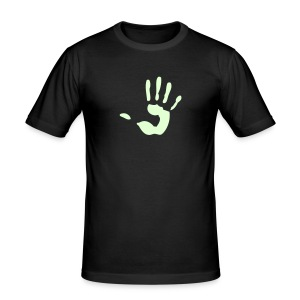 Small Hand - Men's Slim Fit T-Shirt
