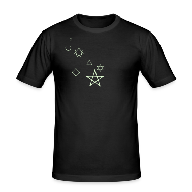 moon wicca, wicca, moon, moon, witches, full moon, women, occult, occult, magic, magic, pagan, gothic, goth, lesbian, lesbian, female, alchemy, numerology, nummerologie pay, star, star T-Shirts