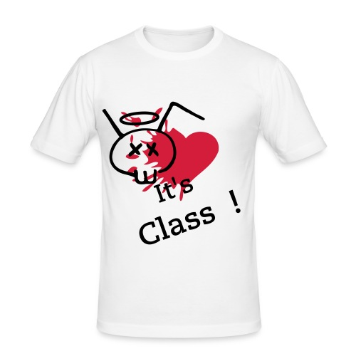 It's Class ! - T-shirt près du corps Homme