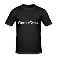 T-Shirts ~ Men's Slim Fit T-Shirt ~ GhostGoal Slim Fit