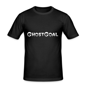 GhostGoal Slim Fit - Men's Slim Fit T-Shirt