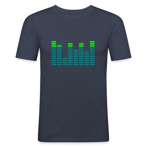 Equalizer - slim fit T-shirt