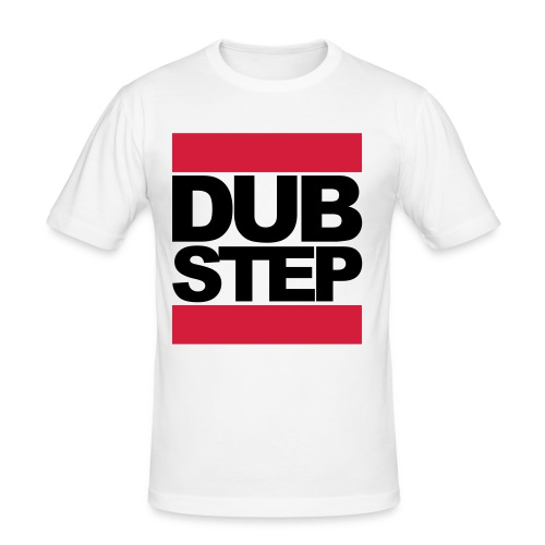 Dubstep Men's Tee - Men's Slim Fit T-Shirt
