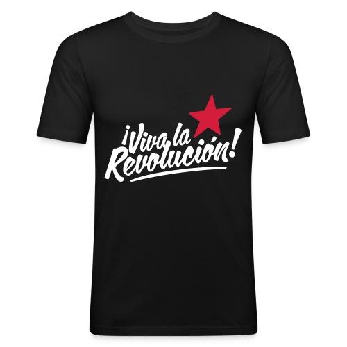 Männer Slim Fit T-Shirt - Cuba