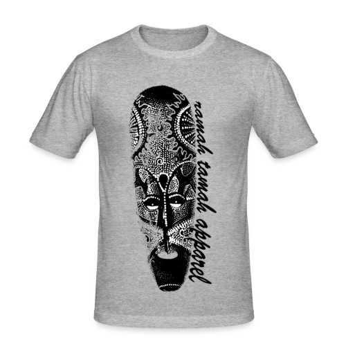 Ramah Tamah Aborigine Slim Fit Tee - Men's Slim Fit T-Shirt