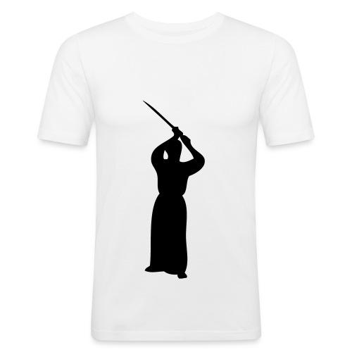 Shirt Jodan - Männer Slim Fit T-Shirt