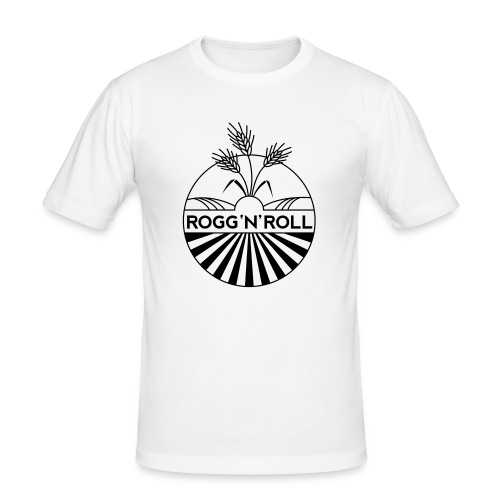 Rogg'n'Roll - Männer Slim Fit T-Shirt