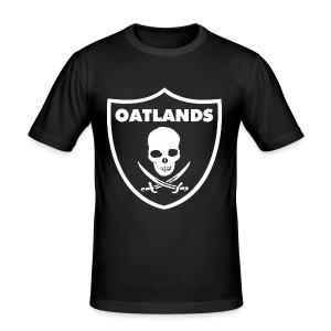 Oatlands - Men's Slim Fit T-Shirt