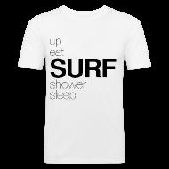 T-Shirts ~ Men's Slim Fit T-Shirt ~ Product number 18899591