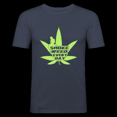 smoke weed every day T-Shirts