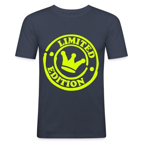 Tomorrow Limited Edition Slim Fit T-Shirt - Herre Slim Fit T-Shirt