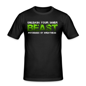 Unleash V1 Tee - Men's Slim Fit T-Shirt