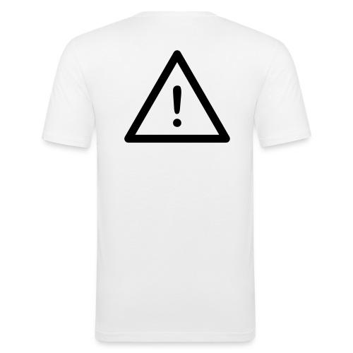 SYMPATH - Männer SlimFit - Männer Slim Fit T-Shirt