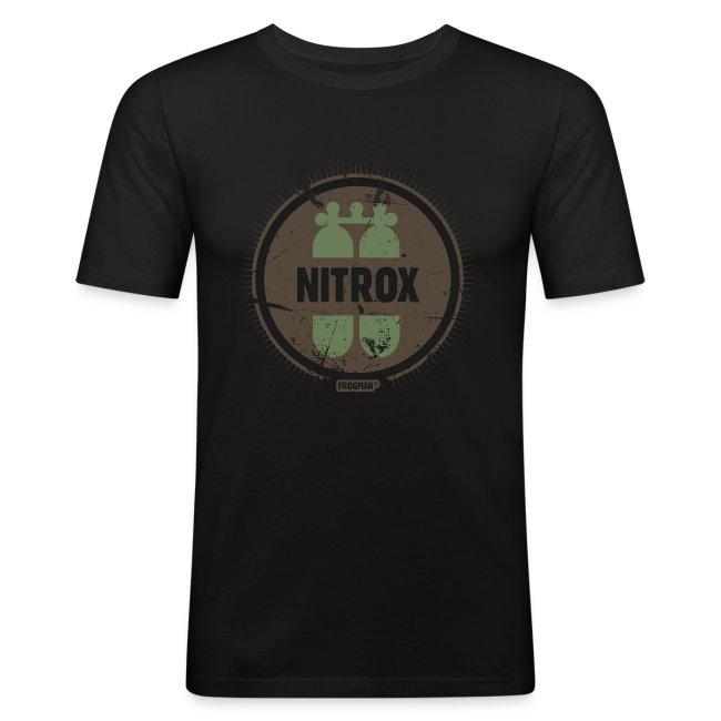 080fee387f4c1 Plongée Loisir T-Shirts | T-shirt Plongée Nitrox design by Frogman ...