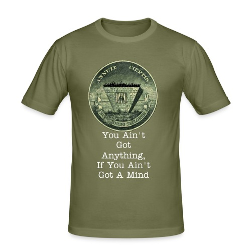 Men's Illuminati  - Men's Slim Fit T-Shirt