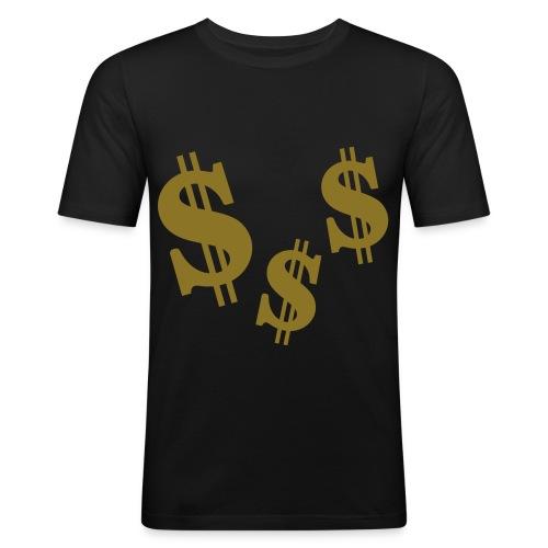 Millionair - Männer Slim Fit T-Shirt