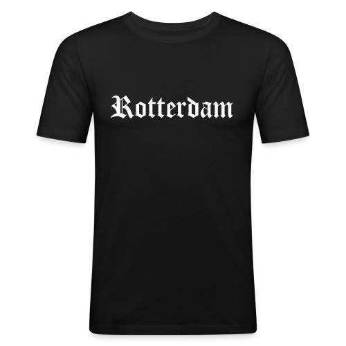 Rotterdam - Men's Slim Fit T-Shirt