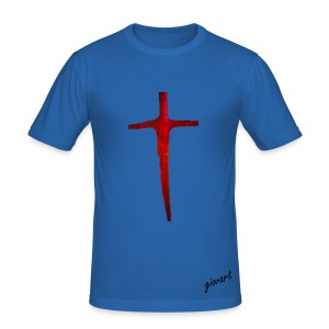 Cross  - Männer Slim Fit T-Shirt