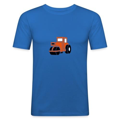 Dampfwalze Traktoren Steam-powered rollers Tractors - Männer Slim Fit T-Shirt