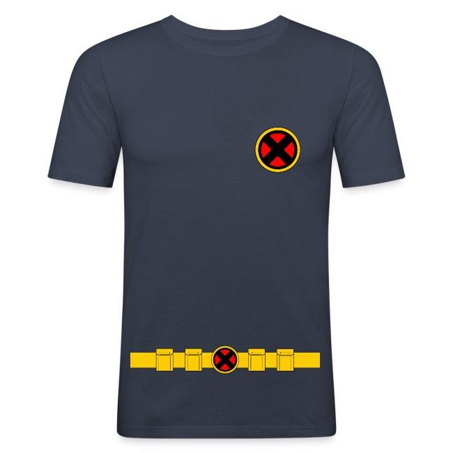 1f1f59663 X-Men Classic Uniform - MENS | Men's Slim Fit T-Shirt