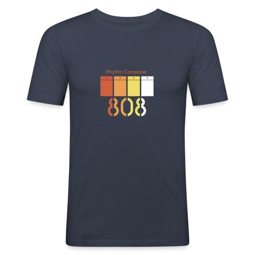 808 Small - T-shirt près du corps Homme
